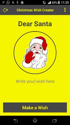 【免費娛樂App】Dear Santa - Wish Creator-APP點子