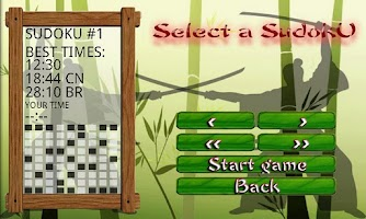 Screenshot of Sudoku Fighters