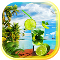 Mojito Beach HD live wallpaper icon