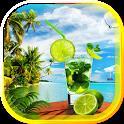 Mojito Beach HD live wallpaper icon