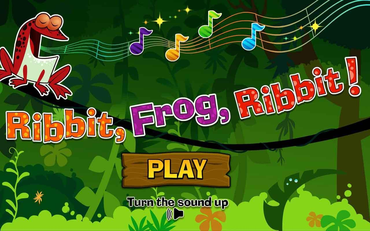 TVOKids Ribbit Frog Ribbit- screenshot