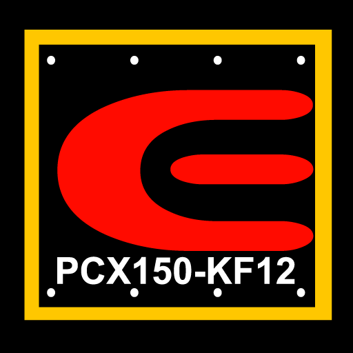 Enigma PCX150 LOGO-APP點子