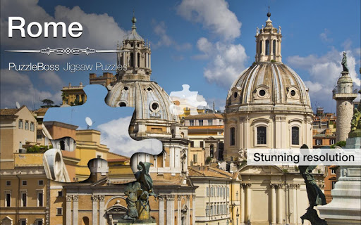 Rome Jigsaw Puzzles