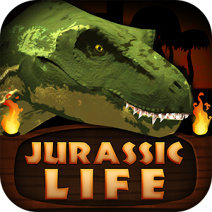 Jurassic Life: T Rex Simulator for PC and MAC