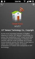 Screenshot of SmartHome