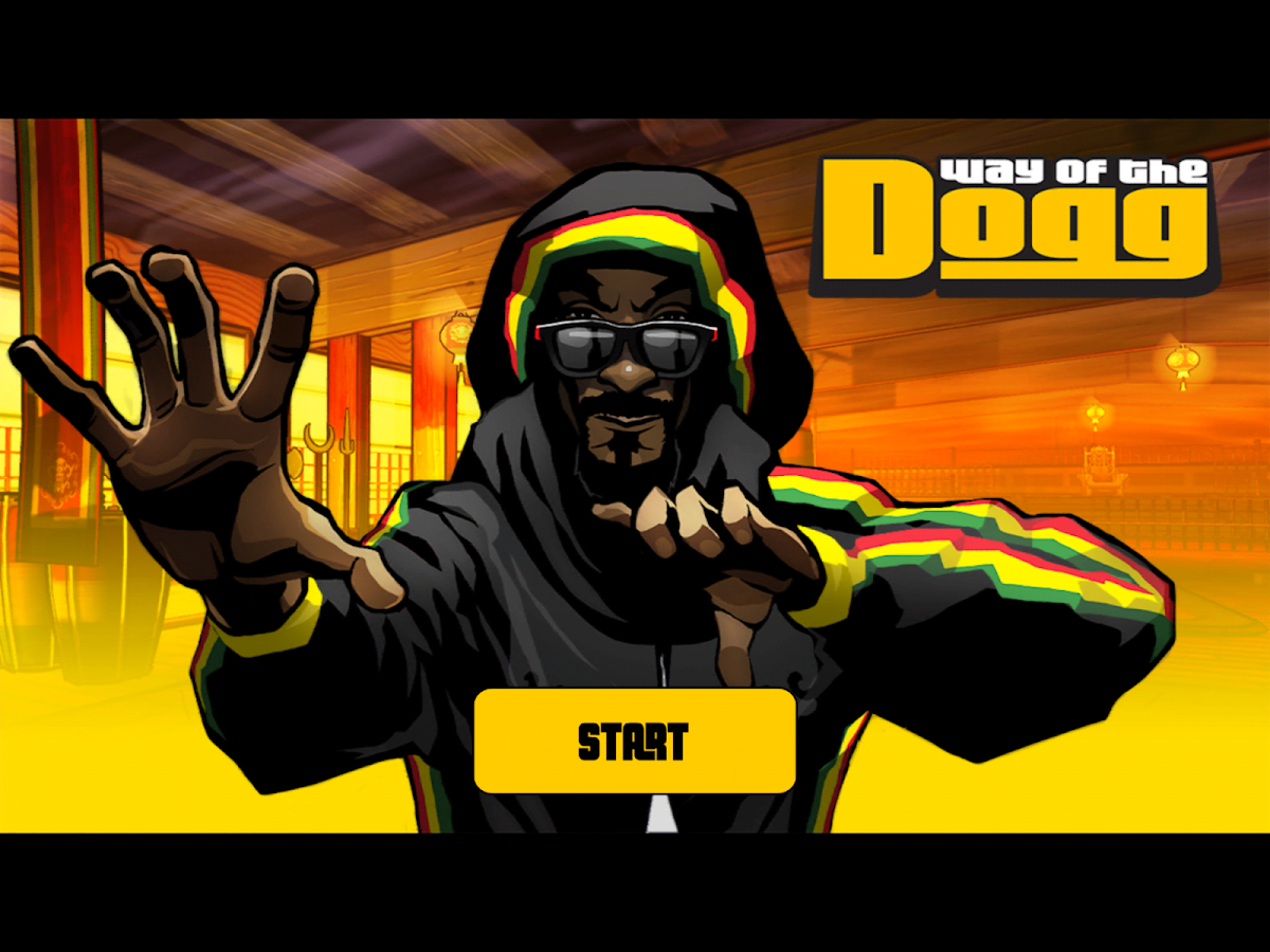 Way of the Dogg - screenshot