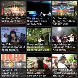 Lagu Dangdut Indonesia 媒體與影片 App LOGO-硬是要APP