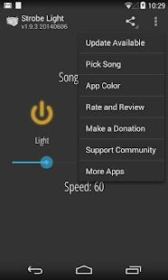 Strobe Light - screenshot thumbnail