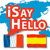 iSayHello French - Spanish