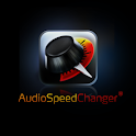 Audio Speed Changer Pro logo