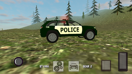 SUV Police Car Simulator 2.3 screenshot 642041