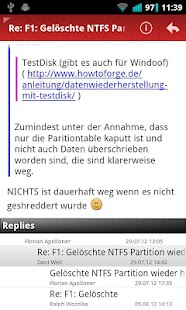 TU Graz Newsreader- screenshot thumbnail