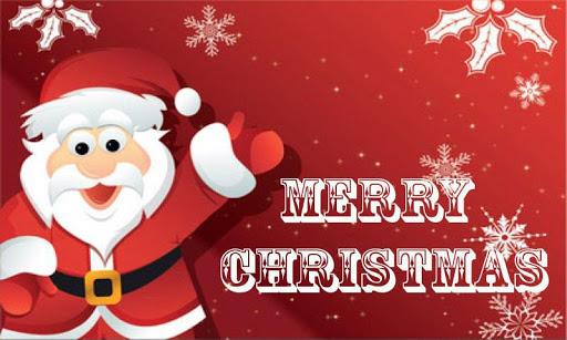 Santa Christmas Ecards