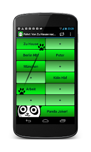 Ad-Free-Key für Pendel Panda Screenshot