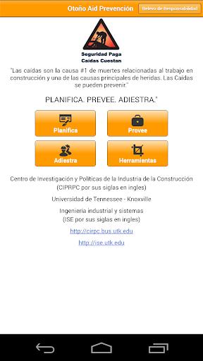 玩生產應用App|Otoño Aid Prevención免費|APP試玩