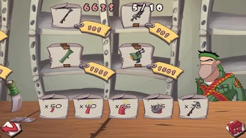 Screenshot of Super Dynamite Fishing