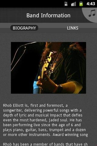 Rhob Elliott (Rock Doghouse) - screenshot