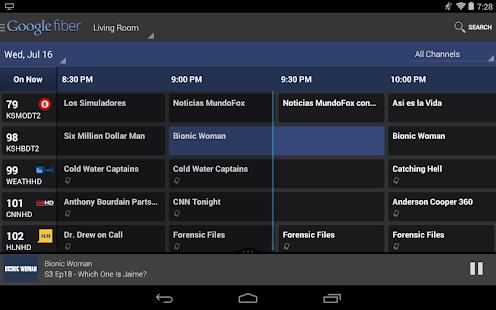 Fiber TV Screenshot 5