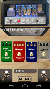usbEffects (Guitar Effects) – Vignette de la capture d'écran