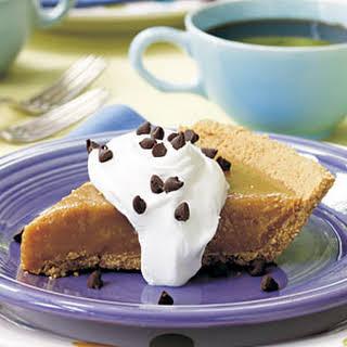 Unbelievable Caramel Pie.