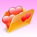 사랑유형 logo