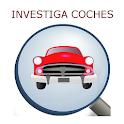 Investiga Coches PRO icon