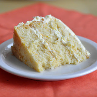 Pig Pickin' Cake (Mandarin Orange Cake with Pineapple Whipped Cream Frosting).