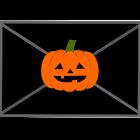 Halloween Card Sender icon