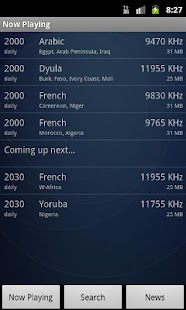 Adventist World Radio Schedule- screenshot thumbnail