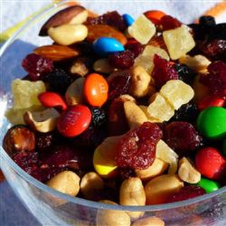 Favorite Trail Mix.