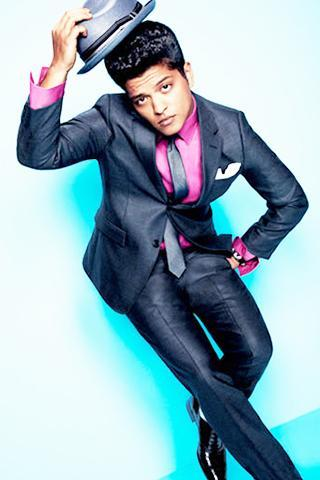 Bruno Mars Albums and Lyrics - screenshot