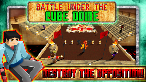 Battle Under the Cube Dome