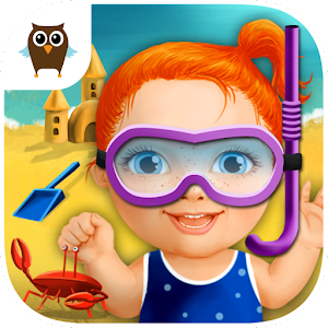 Sweet Baby Girl – Beach Picnic for PC and MAC