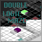 Free Double Logical Maze