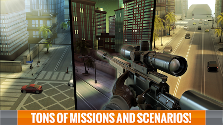 Sniper 3D Assassin: Free Games 1.6.2 screenshot 4765