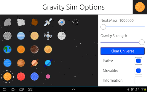 Gravity Sim 休閒 App-癮科技App