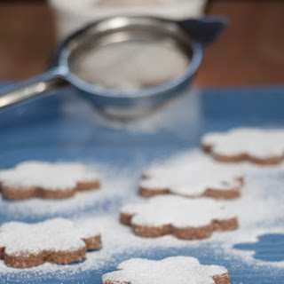 Ragi Poppy Seed Cookies