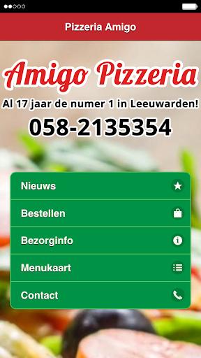 Amigo Pizzeria Leeuwarden