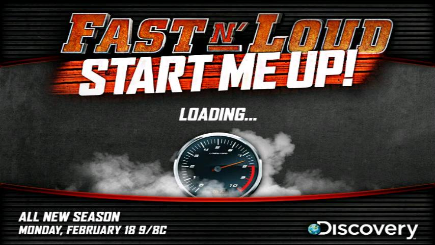 Fast N' Loud: Start Me Up!- screenshot