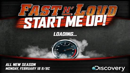 Fast N' Loud: Start Me Up!
