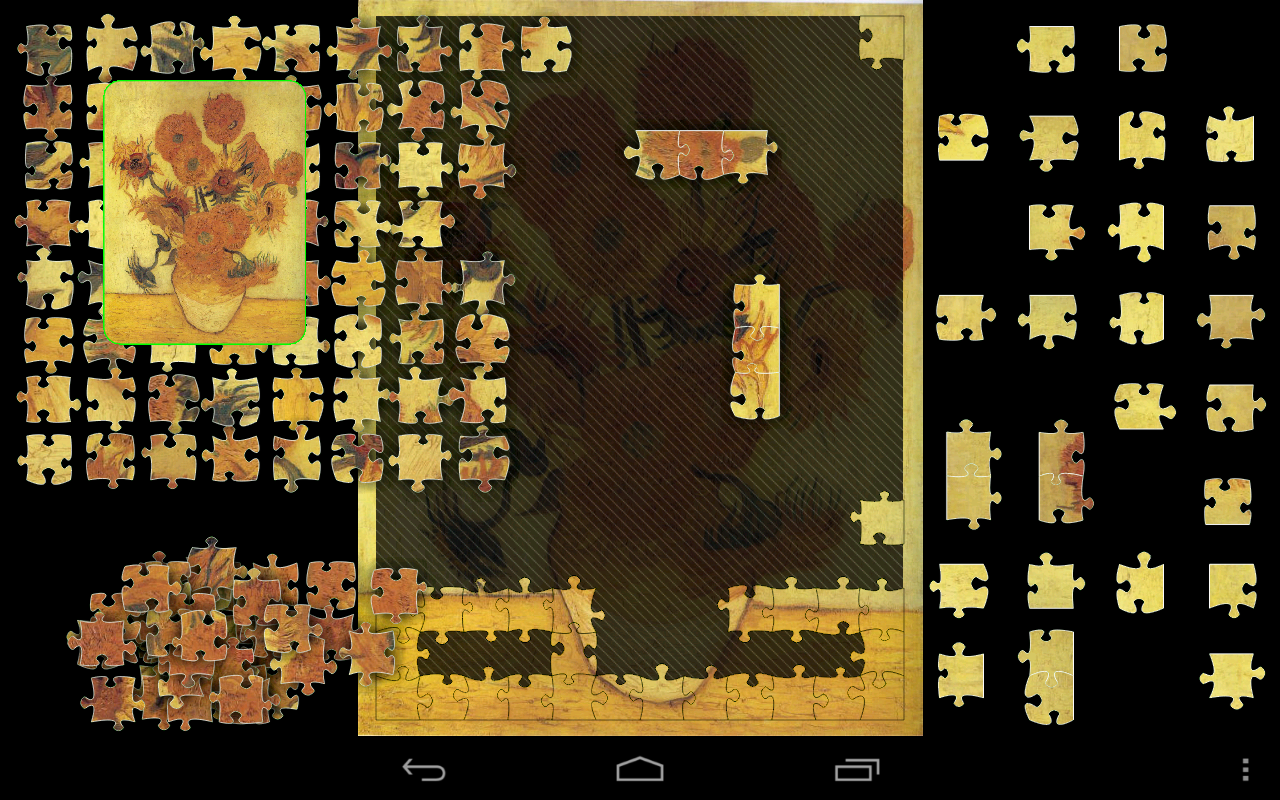 Jigsaroid - Jigsaw Generater- screenshot