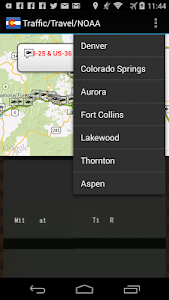 Colorado Traffic Cameras Pro screenshot 23