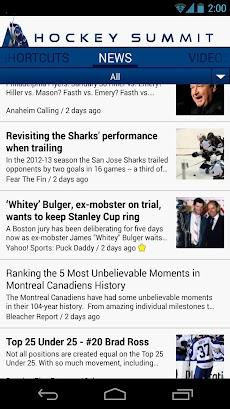Hockey Summit: NHL Newsのおすすめ画像5