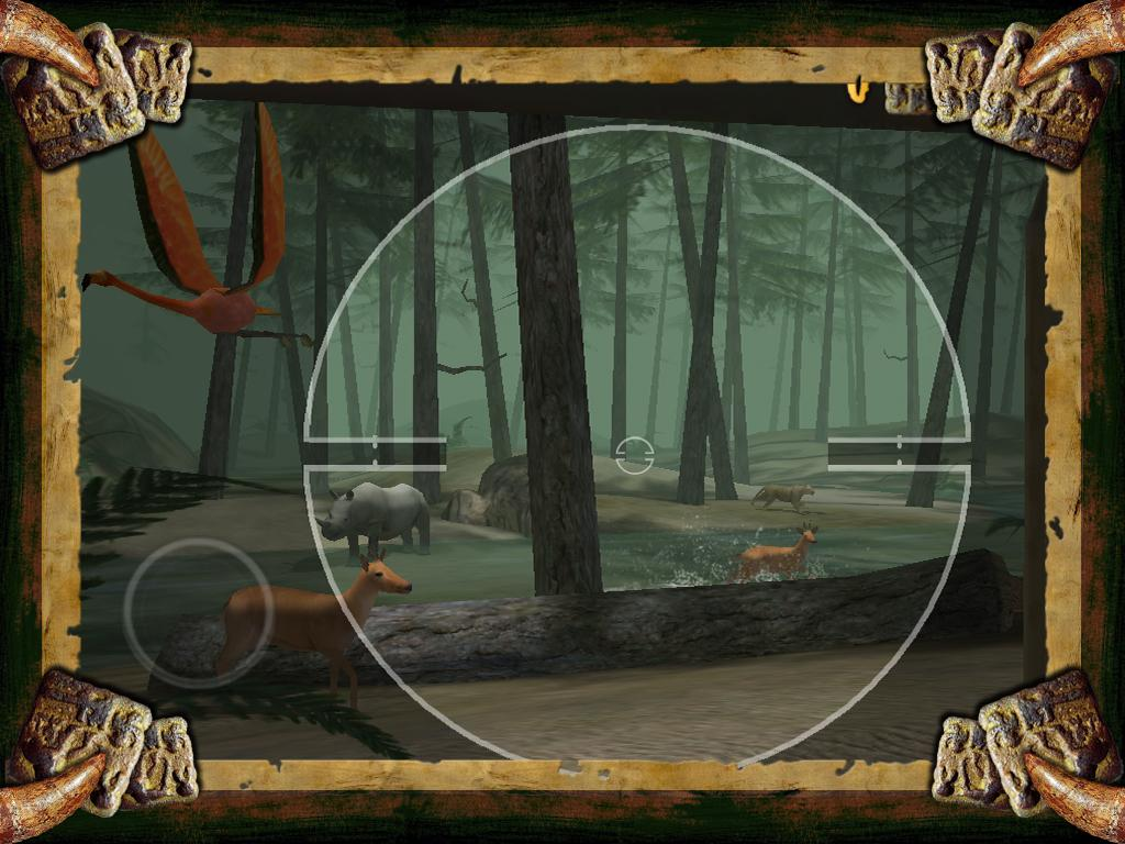 4x4 Safari Pro- screenshot