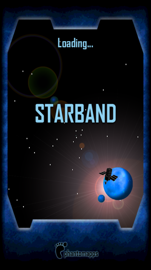 Starband Space Trading Game - screenshot
