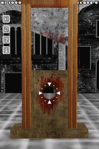 Bloody Guillotine 3D- screenshot