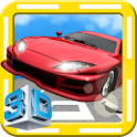 3D Car Parking icon