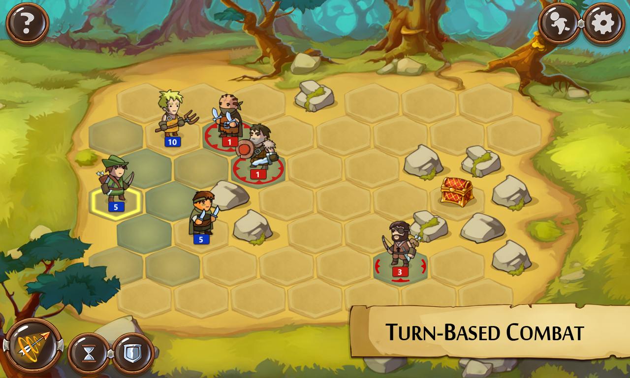 Braveland - screenshot