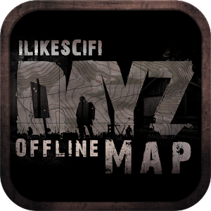 DayZ Offline Map