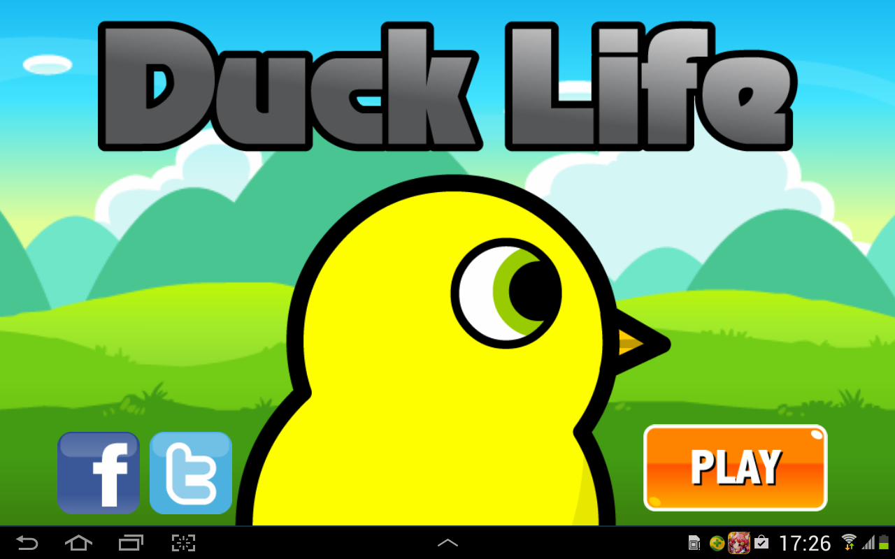 Duck Life- screenshot